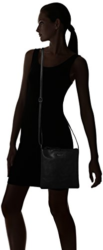 Tamaris - Louise Crossbody Bag/ Pack 4 Pcs, Borse a tracolla Donna Nero (Black)