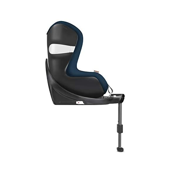 CYBEX Gold Sirona M2 i-Size Car Seat, Incl. Base M, Incl. SensorSafe chest clip, From Birth to approx. 4 years, Up to Max. 105 cm Height, Premium Black  Cybex gold car seat sirona m2 i-size incl. sensorsafe incl. base m Item number: 519001843 Colour: premium black 6
