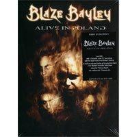 Blaze Bayley - Alive In Poland (+ Audio-CD) Blaze Audio