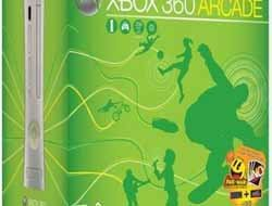 Microsoft XBOX360 Grundgeraet - Arcade System (256MB) (Spielkonsole)