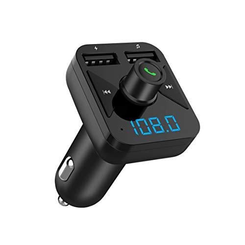 Brillant Onever G7s Bluetooth Musik Mp3-player Car Kit Fm Transmitter Mit 3.1a Dual Usb Kfz-ladegerät Zigarettenanzünder Letzter Stil Tragbares Audio & Video Unterhaltungselektronik