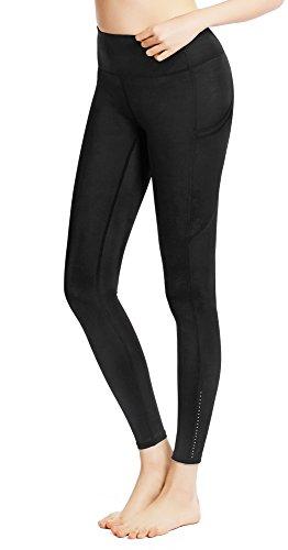 Leggings Mujer Pantalones Deportivos Yoga Leggins Deporte Running Fitness Tallas Grandes Negros Slim Fit Reductores Women Push Up Gym Sport Gimnasio Workout Alta Cintura High Waist Verano XL