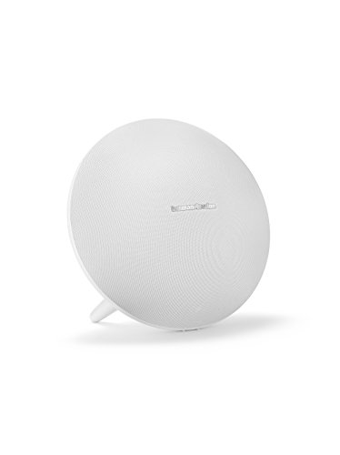 Harman Kardon Onyx Studio 4 Tragbarer Bluetooth-Lautsprecher weiß (Harman Kardon Onyx Studio Lautsprecher)
