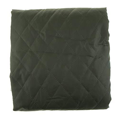 Futterstoff meterware Steppstoff Steppfutter Bekleidungsstoff Steppstoff Quiltstoff für DIY Kissen, Mantel, Kleider - Grün ()