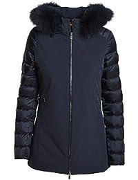 Donna Giacche Abbigliamento Cappotti E Ciesse it Amazon HXWqROwTBH
