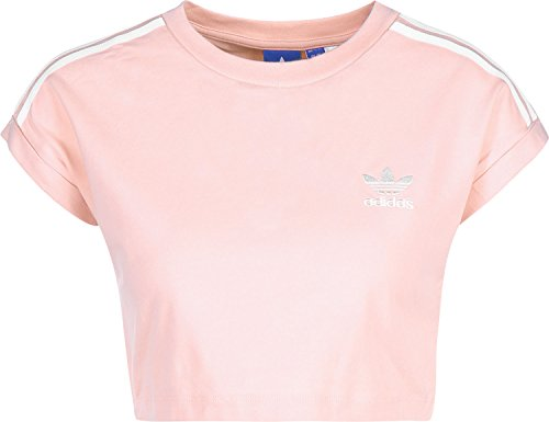 t-shirt adidas damen rosa