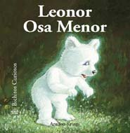 Bichitos Curiosos. Leonor osa menor