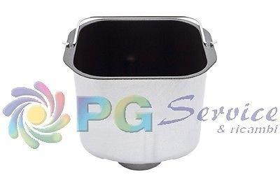 Ariete cestello ciotola contenitore vasca cuoci pane express metal 125 0125