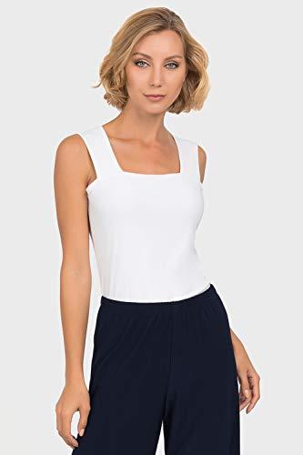 Joseph Ribkoff White Camisole Style - 143132U Collection 2019