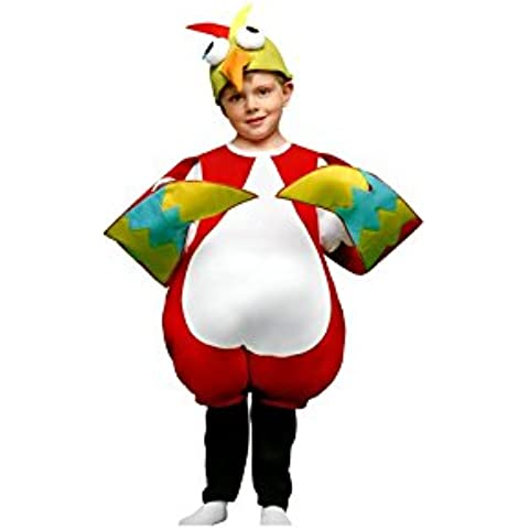 Disfraz de Pájaro Loco infantil - Talla - 1-2 años