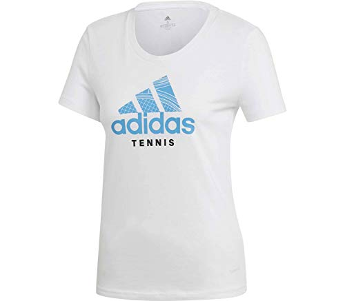 adidas Damen Category T-Shirt White M