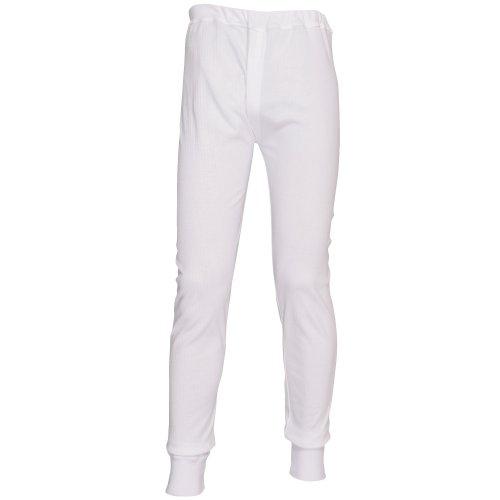 Portwest Pantalons thermiques (B121) Blanc