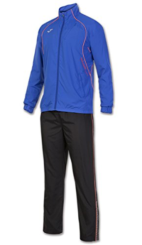 JOMA OLIMPIA FLASH TRACKSUIT RUNNING BLUE XL