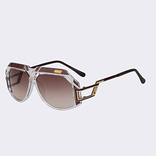 TIANKON Mode Flat Top Sonnenbrillen Männer Frauen Markendesigner Hochwertige Mode Brillen Weibliche Brillen Uv400,C5