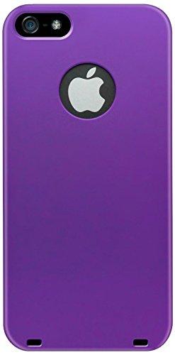 Katinkas KATIP51137 Hard Cover für Apple iPhone 5 Snap lila Apple Iphone Snap Lila