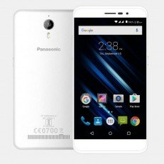 Panasonic Volte Smartphone P71 ( 2GB + 16GB + 5 inch IPS Display + 8MP ), Ivory Gold offer