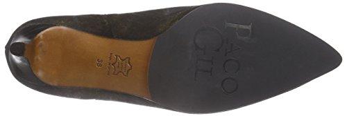 Paco Gil P2795 Damen Kurzschaft Stiefel Gold (Multi Bronze)