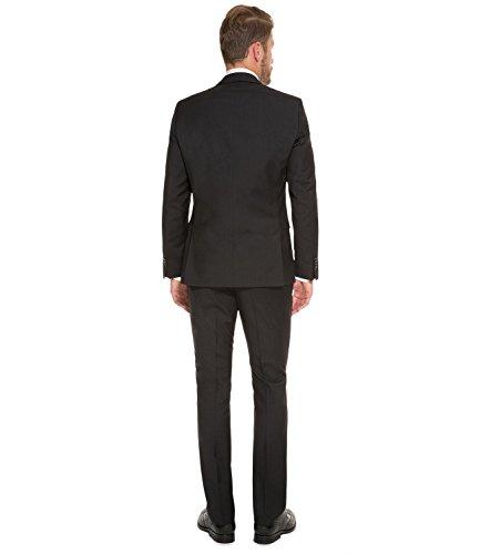 Michaelax-Fashion-Trade - Blazer - Uni - Manches Longues - Homme Gris - Anthrazit