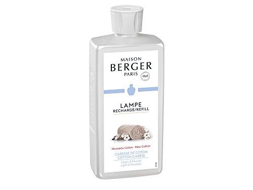 Lampe Berger Paris Nachfüllflasche Raumduft Caresse de Coton (1l)