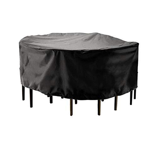 Dustproof Protector Cubierta mesa redonda grande
