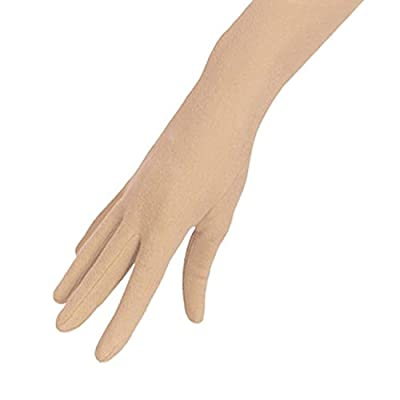Hind Home Women's Cotton Full Hand Gloves