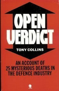 Open Verdict par Tony Collins, Steven Arkell