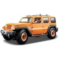 Maisto - 36699 - Jeep Rescue Conceptorange - 1:18