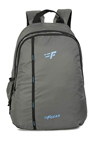 F Gear Redwing 30 Ltrs Grey Casual Backpack (3173)