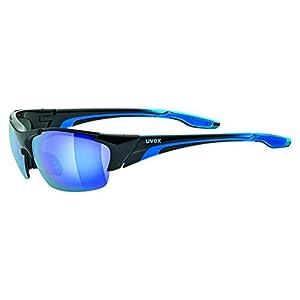 uvex Unisex– Erwachsene, blaze III Sportbrille