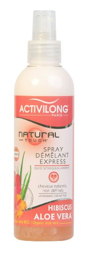 Activilong Natural Touch Spray Districante Express , con Ibisco e