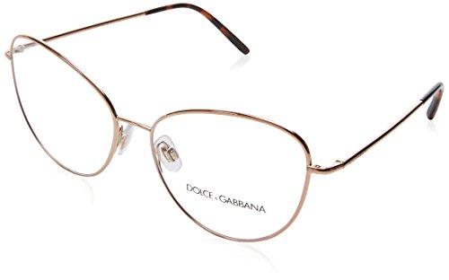 Dolce & Gabbana Brillen WIRE DG 1301 ROSE GOLD Damenbrillen