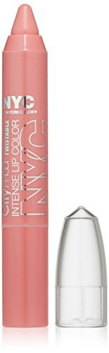 NYC City Proof Lip Colour - Parsons Pink by NYC (Pink Und City And Colour)
