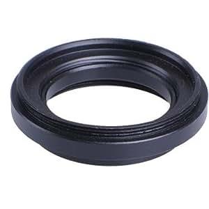 deep-deal Stepdown Ring 37mm to 28mm Objectif Noir ,Métal Noir Anodisé 37mm-28mm, 37-28 mm