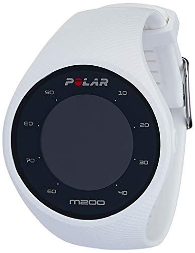 Polar M200 M200-Reloj de Carrera con GPS y frecuencia cardíaca en la muñeca, Color Negro, Unisex Adulto...