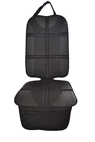 L&Z Autositzauflage zum Schutz vor Kindersitzen geeignet, Auto-Kindersitzunterlage wasserabweisend,...