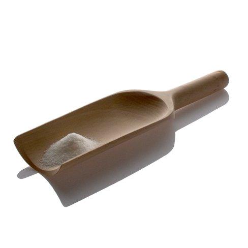 Lares Pelle à farine en bois 25x 7,5cm-Pelle Pelle à épices-Fabriqué en Allemagne