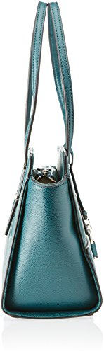 Guess Hwvg6421080, Borsa a Mano Donna, 13 x 22.5 x 36 cm (W x H x L) Verde (Forest)