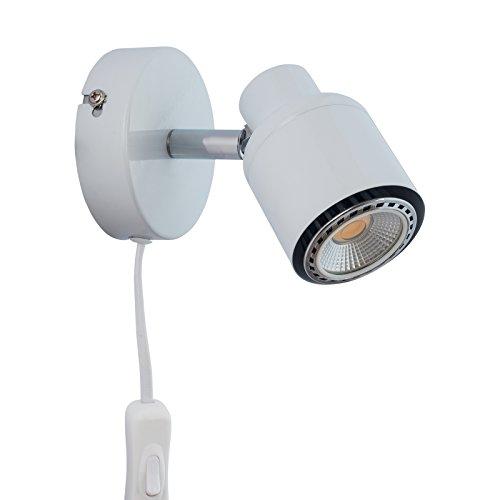 top-max-modern-single-adjustable-bedside-lamp-lighting-plug-in-easy-fit-gu10-ceiling-wall-spot-light