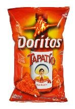 DORITOS® TAPATIO® Gewürzte Tortilla-Chips