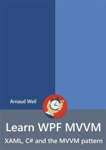 Learn WPF MVVM - XAML, C# and the MVVM pattern