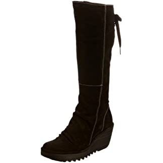 Fly London Yust Oil Suede, Women's Boots 3