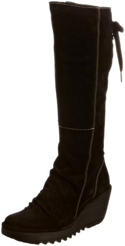 Fly London Yust Oil Suede, Women's Boots 1