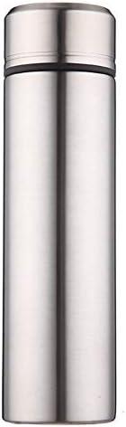 Bottiglie Di Metallo In Acciaio Acciaio Acciaio Inox Isolate Sottovuoto 16 Once Facili Da Trasportare Adatto Per Esterni,argento | Il Prezzo Di Liquidazione  | Vari I Tipi E Gli Stili  84efd6