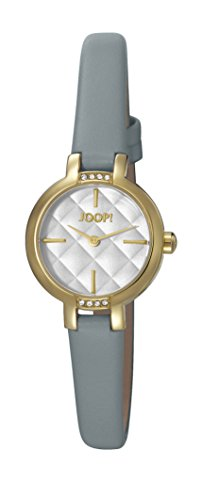 Joop. Women's Quartz Watch with Black Dial Analogue Display Quartz Leather JP101862001 Timewear
