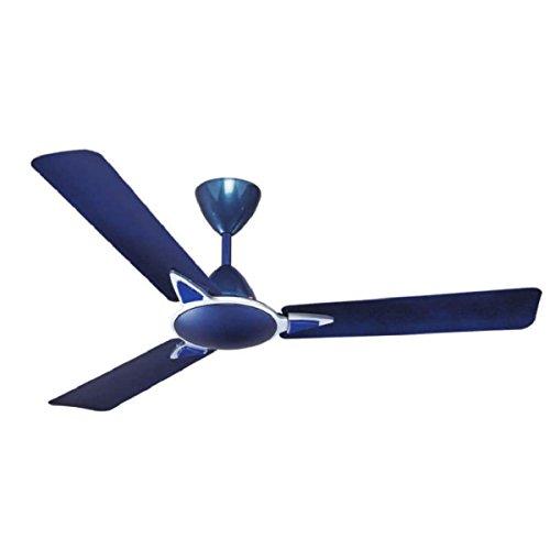 KEI Majestic 48 Inch Ceiling Fan (Midnight Blue)