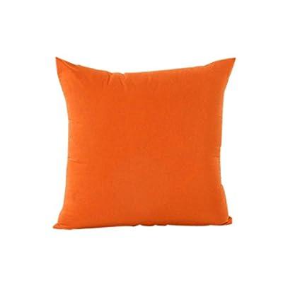 LHWY Home Decor Pillow Case Cotton Linen Cushion Cover Stripe - cheap UK light shop.