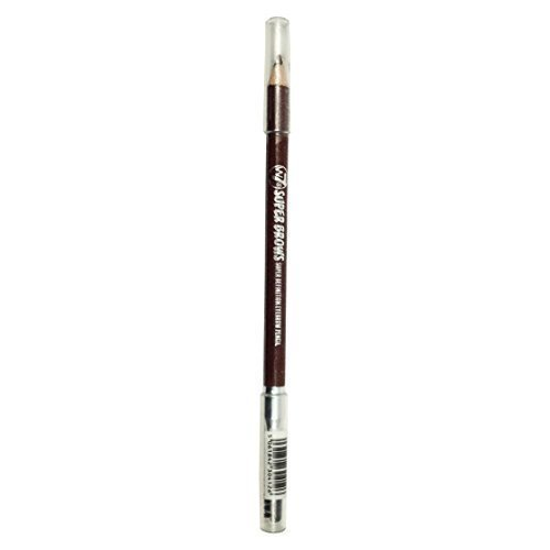 W7 Brow Master 3 In 1 Brow Pencil Definer - Red/Brown by W7