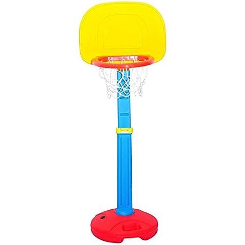 Canasta de baloncesto para niños mayores de 3 años Altura regulable de 120 a 155cm