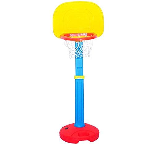 Foto de Canasta de baloncesto para niños mayores de 3 años Altura regulable de 120 a 155cm