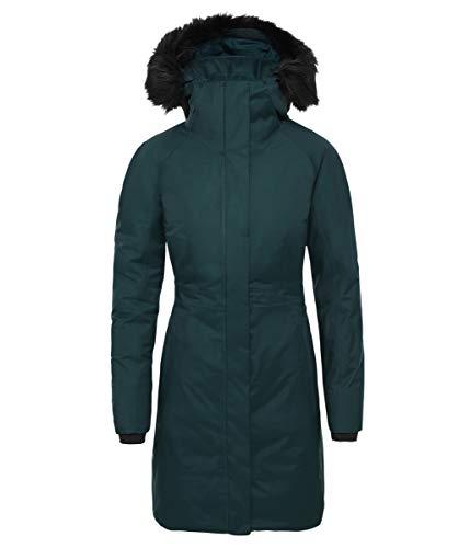 THE NORTH FACE Damen W Arctic PKA Ii Insulated Down, Ponderosa Green, XS